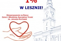 Zostaw swój 1% w Lesznie (photo)