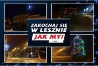 Zakochaj się w Lesznie - jak MY! ... nocą (photo)