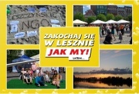 Zakochaj się w Lesznie - jak MY! ... latem (photo)