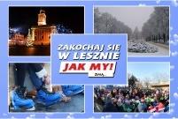Zakochaj się w Lesznie - jak MY! ... zimą (photo)