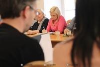Wspólnie dla mieszkańców- spotkanie organizacyjne (photo)