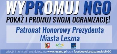 Patronat Honorowy Prezydenta Miasta Leszna